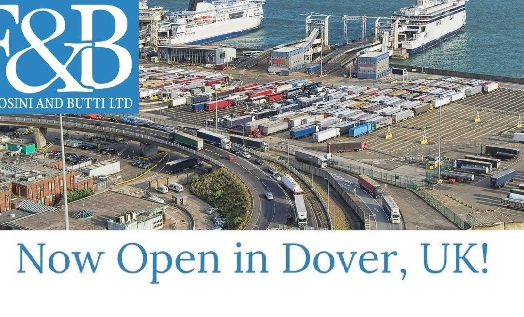 Now open in Dover